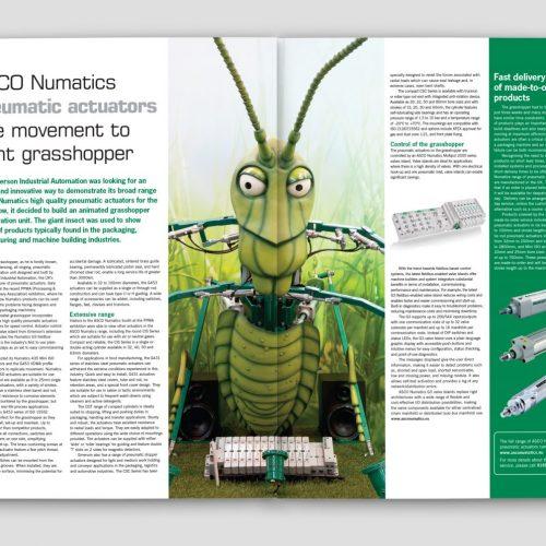 ASCO IndTech Grasshopper DPS