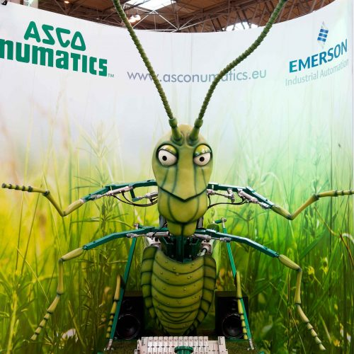 ASCO tradeshow stand exhibition 1