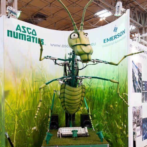 ASCO tradeshow stand exhibition 2