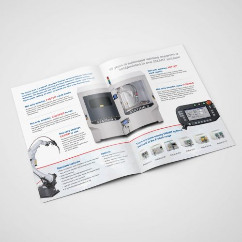ICS ProCell W-2T 4 page brochure