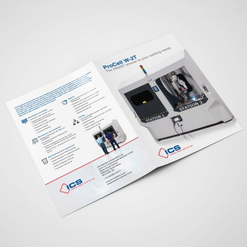 ICS ProCell W-2T 4 page brochure cover