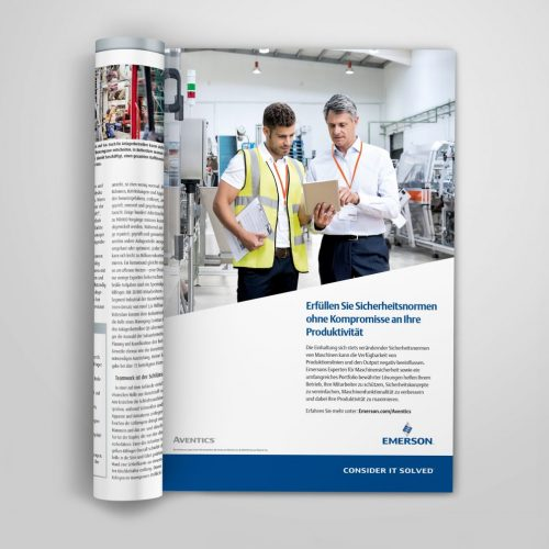 AVENTICS Aventics Machine safety Advertisment