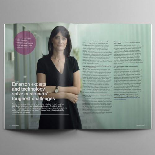 Emerson Innovations issue 12 Emerson's People