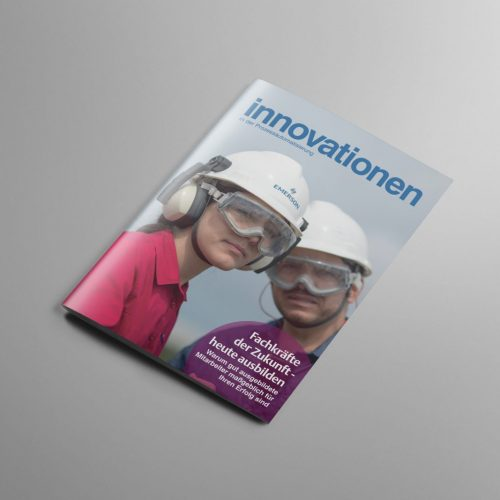 Emerson Innovations issue 14 Creative Workforce of the future