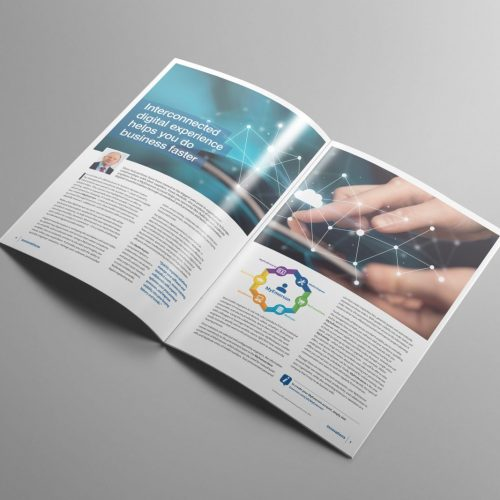 Emerson Innovations magazine issue 16 digital experience
